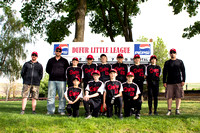 Dufur Little League 2012